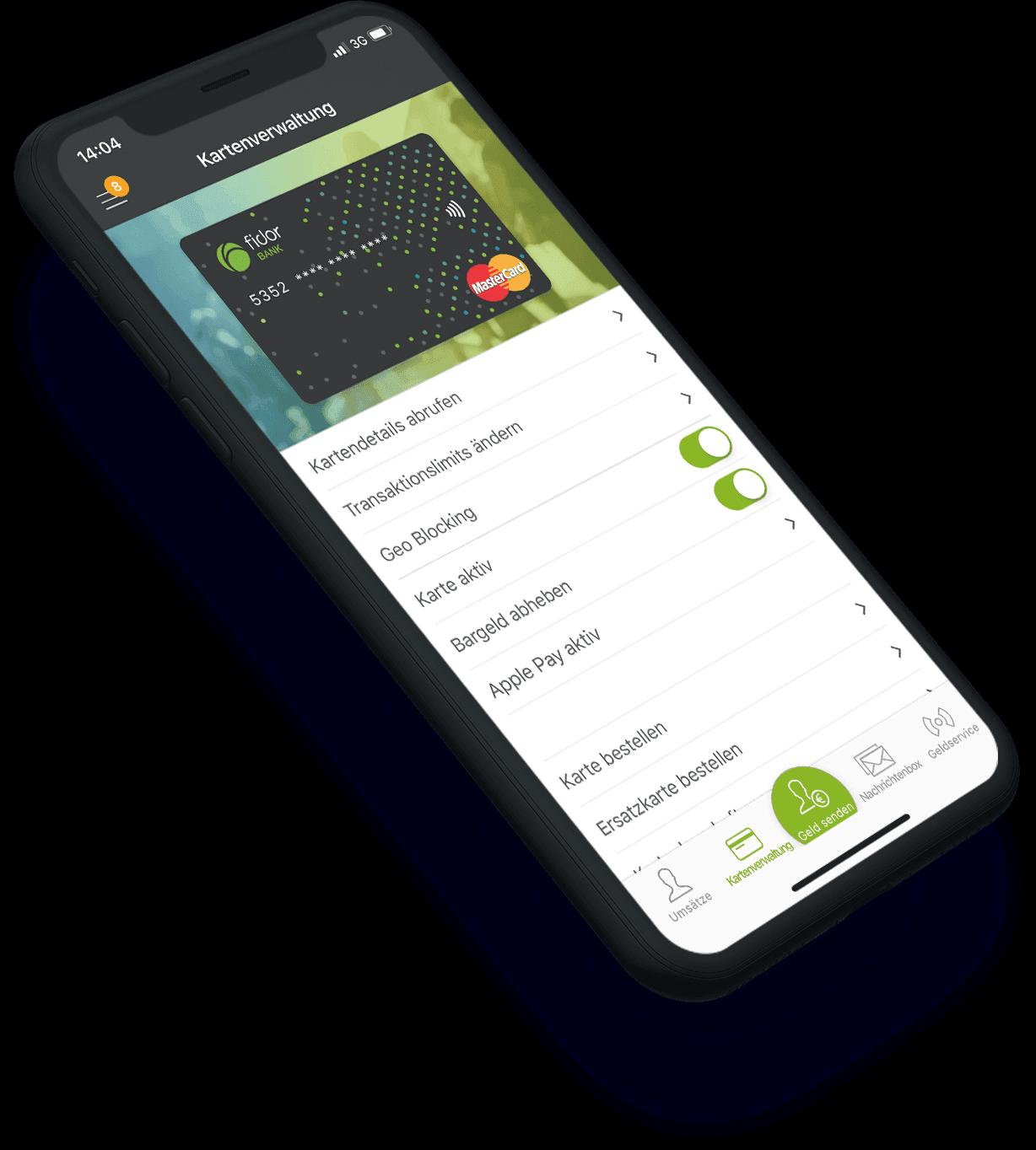 Paypal Karte Bestellen.Fidor Karten